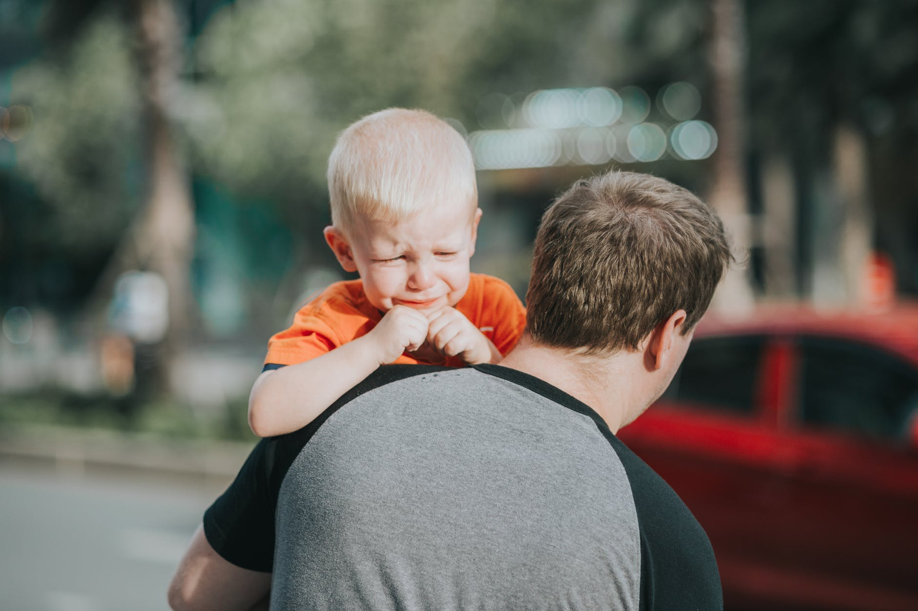 Bursting Parenting Myths: Wasn't my child supposed to listen to me? (Part 2)